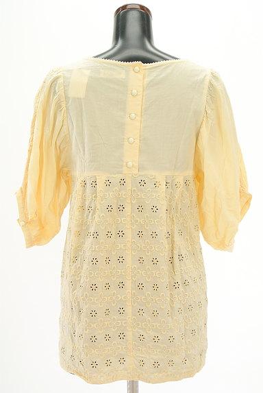 Par Avion(パラビオン)の古着「ボリューム七分袖刺繍カットソー(カットソー・プルオーバー)」大画像2へ