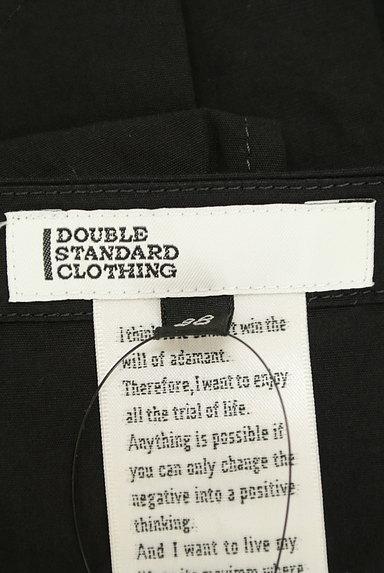 DOUBLE STANDARD CLOTHING(ダブルスタンダードクロージング)の古着「ボリューム袖バックリボンカットソー(カットソー・プルオーバー)」大画像6へ