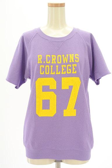 RODEO CROWNS(ロデオクラウン)の古着「ナンバープリントスウェット(スウェット・パーカー)」大画像1へ