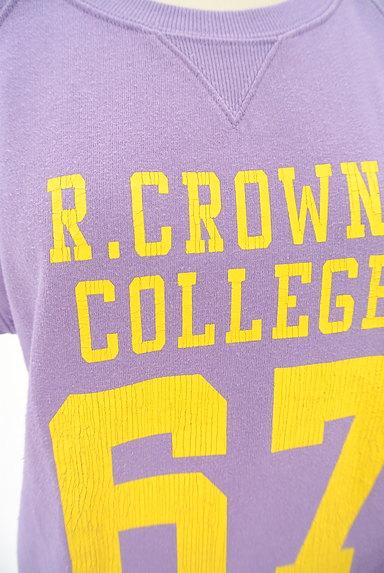 RODEO CROWNS(ロデオクラウン)の古着「ナンバープリントスウェット(スウェット・パーカー)」大画像4へ