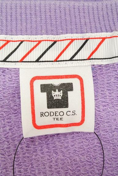 RODEO CROWNS(ロデオクラウン)の古着「ナンバープリントスウェット(スウェット・パーカー)」大画像6へ