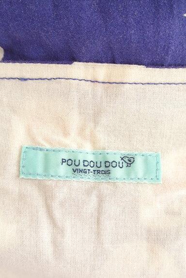POU DOU DOU(プードゥドゥ)の古着「ポップ柄丸襟ワンピース(ワンピース・チュニック)」大画像6へ