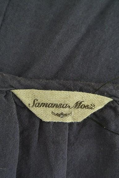 SM2(サマンサモスモス)の古着「刺繍シャーリングヨークワンピース(ワンピース・チュニック)」大画像6へ