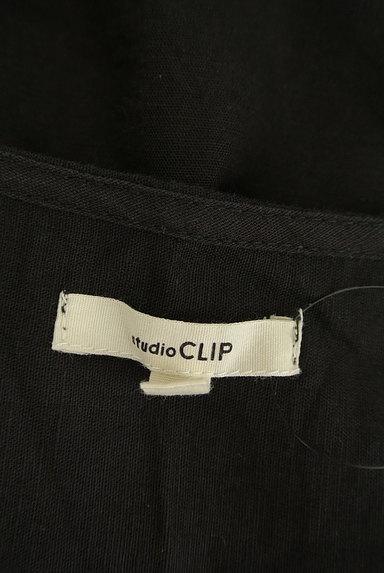 studio CLIP(スタディオクリップ)の古着「シンプルコットン混ワンピース(ワンピース・チュニック)」大画像6へ
