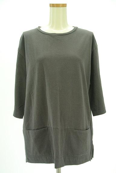 studio CLIP(スタディオクリップ)の古着「ポケット付きカットソー(Tシャツ)」大画像1へ