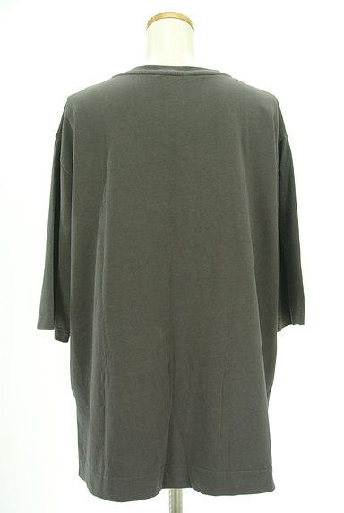 studio CLIP(スタディオクリップ)の古着「ポケット付きカットソー(Tシャツ)」大画像2へ