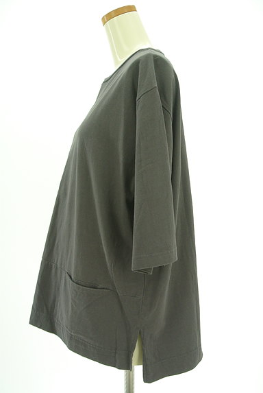 studio CLIP(スタディオクリップ)の古着「ポケット付きカットソー(Tシャツ)」大画像3へ