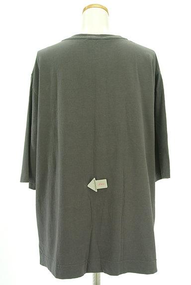 studio CLIP(スタディオクリップ)の古着「ポケット付きカットソー(Tシャツ)」大画像4へ