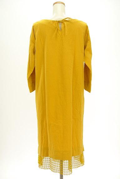 studio CLIP(スタディオクリップ)の古着「裾刺繍レースワンピース(ワンピース・チュニック)」大画像2へ
