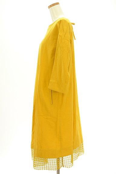 studio CLIP(スタディオクリップ)の古着「裾刺繍レースワンピース(ワンピース・チュニック)」大画像3へ