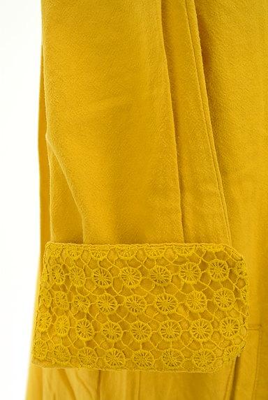 studio CLIP(スタディオクリップ)の古着「裾刺繍レースワンピース(ワンピース・チュニック)」大画像4へ