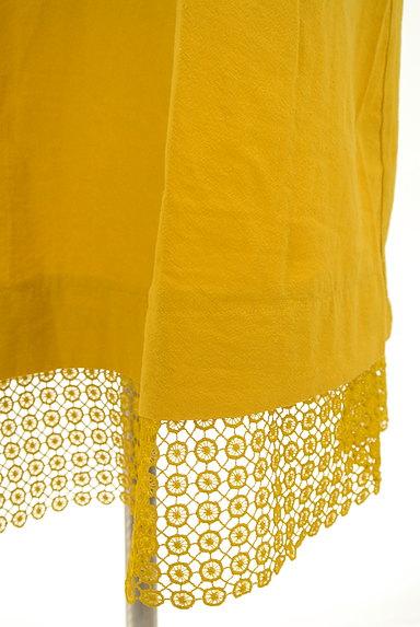 studio CLIP(スタディオクリップ)の古着「裾刺繍レースワンピース(ワンピース・チュニック)」大画像5へ