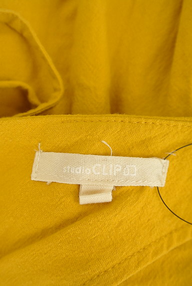 studio CLIP(スタディオクリップ)の古着「裾刺繍レースワンピース(ワンピース・チュニック)」大画像6へ
