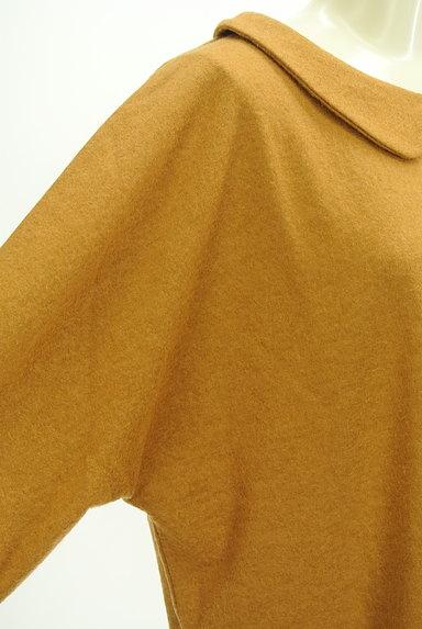 chambre de charme(シャンブルドゥシャーム)の古着「襟付きドルマンワンピース(カットソー・プルオーバー)」大画像4へ