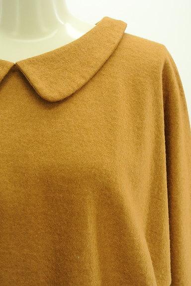 chambre de charme(シャンブルドゥシャーム)の古着「襟付きドルマンワンピース(カットソー・プルオーバー)」大画像5へ