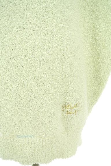 gelato pique(ジェラートピケ)の古着「ふわもこフレンチスリーブロングカットソー(カットソー・プルオーバー)」大画像5へ