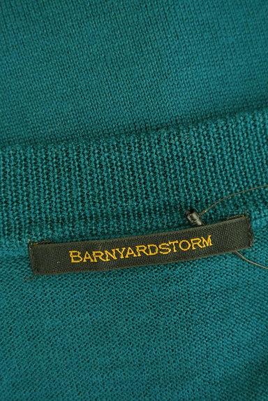 BARNYARDSTORM(バンヤードストーム)の古着「Vネック切替リブニット(ニット)」大画像6へ