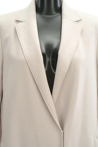 LAUTREAMONT(ロートレアモン)の古着「ライトロングチェスターコート(コート)」大画像5へ