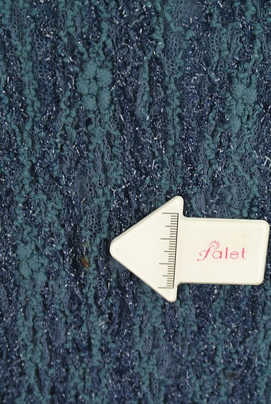 ITALIYA(伊太利屋)の古着「ラメニットロングスカート(ロングスカート・マキシスカート)」大画像5へ