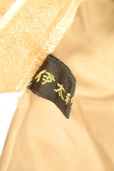 ITALIYA(伊太利屋)の古着「チェックウールニットスカート(スカート)」大画像6へ