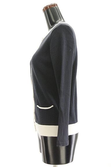 TOMORROWLAND(トゥモローランド)の古着「パイピングカーディガン(カーディガン・ボレロ)」大画像3へ