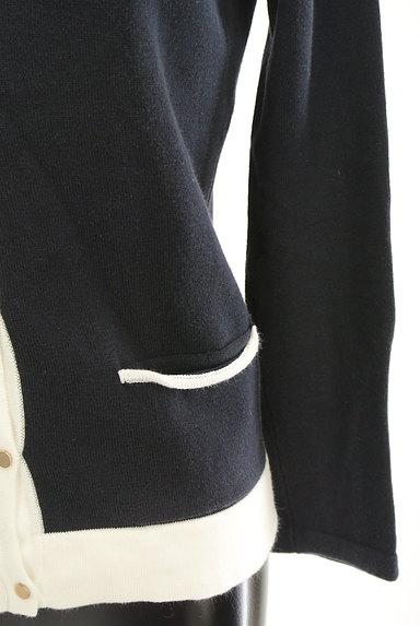 TOMORROWLAND(トゥモローランド)の古着「パイピングカーディガン(カーディガン・ボレロ)」大画像5へ