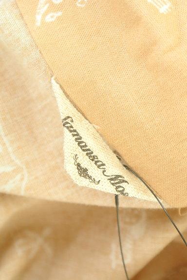 SM2(サマンサモスモス)の古着「こすれプリントロングシャツワンピ(ワンピース・チュニック)」大画像6へ