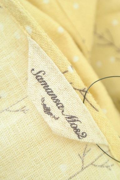 SM2(サマンサモスモス)の古着「木の枝ストライプシャツワンピース(ワンピース・チュニック)」大画像6へ