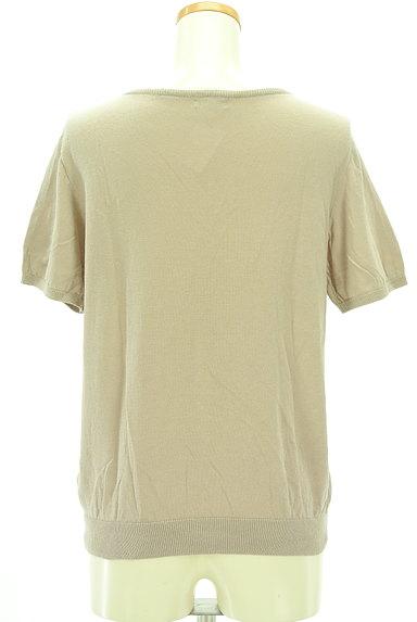 SM2(サマンサモスモス)の古着「小花刺繍ライトニットカーディガン(カーディガン・ボレロ)」大画像2へ