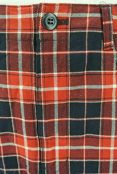 studio CLIP(スタディオクリップ)の古着「バックスリットチェックロングスカート(ロングスカート・マキシスカート)」大画像4へ