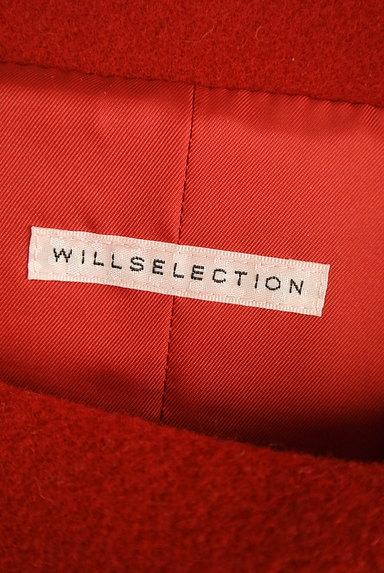 WILLSELECTION(ウィルセレクション)の古着「リボン襟ロングウールコート(コート)」大画像6へ