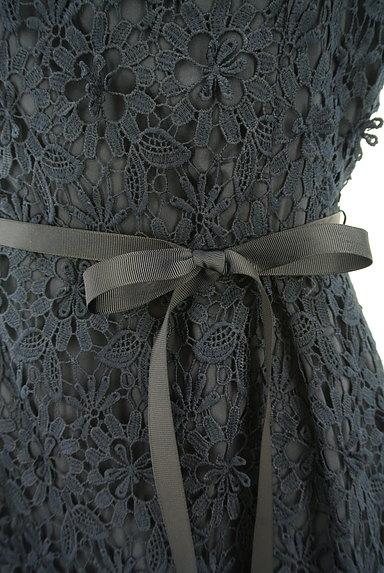 WILLSELECTION(ウィルセレクション)の古着「総刺繍レースワンピース(キャミワンピース)」大画像4へ