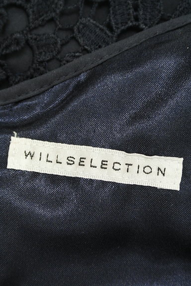 WILLSELECTION(ウィルセレクション)の古着「総刺繍レースワンピース(キャミワンピース)」大画像6へ