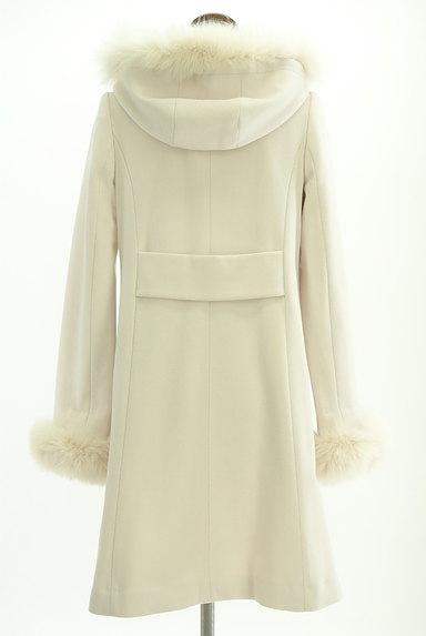 LAISSE PASSE(レッセパッセ)の古着「ファー付ロングウールコート(コート)」大画像2へ
