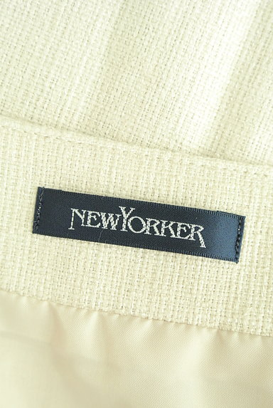 NEW YORKER(ニューヨーカー)の古着「シンプルタイトスカート(スカート)」大画像6へ