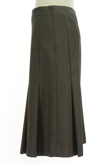 NEW YORKER(ニューヨーカー)の古着「タックセミタイトスカート(スカート)」大画像3へ