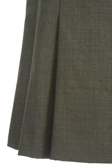 NEW YORKER(ニューヨーカー)の古着「タックセミタイトスカート(スカート)」大画像5へ