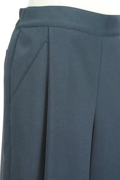 NEW YORKER(ニューヨーカー)の古着「タックワイドミモレパンツ(パンツ)」大画像4へ