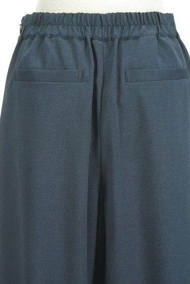 NEW YORKER(ニューヨーカー)の古着「タックワイドミモレパンツ(パンツ)」大画像5へ