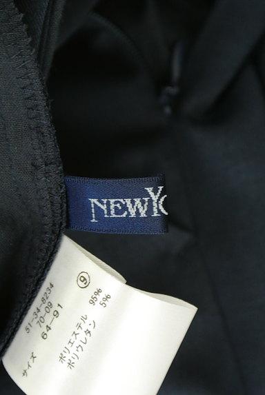 NEW YORKER(ニューヨーカー)の古着「タックワイドミモレパンツ(パンツ)」大画像6へ