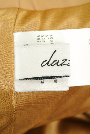 dazzlin(ダズリン)の古着「ステッチ台形ミニスカート(ミニスカート)」大画像6へ