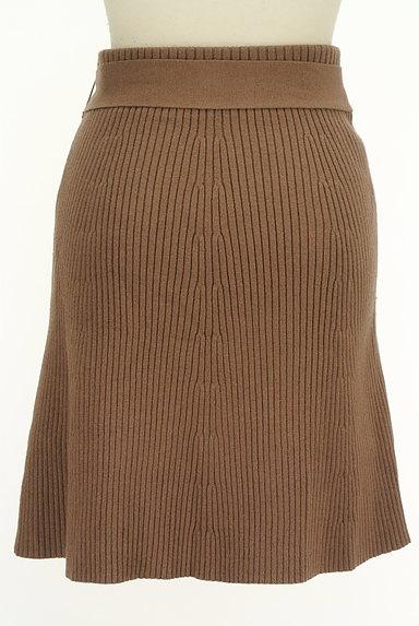 Snidel(スナイデル)の古着「セミマーメイドニットスカート(ミニスカート)」大画像2へ