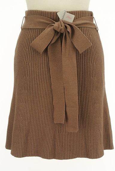 Snidel(スナイデル)の古着「セミマーメイドニットスカート(ミニスカート)」大画像4へ