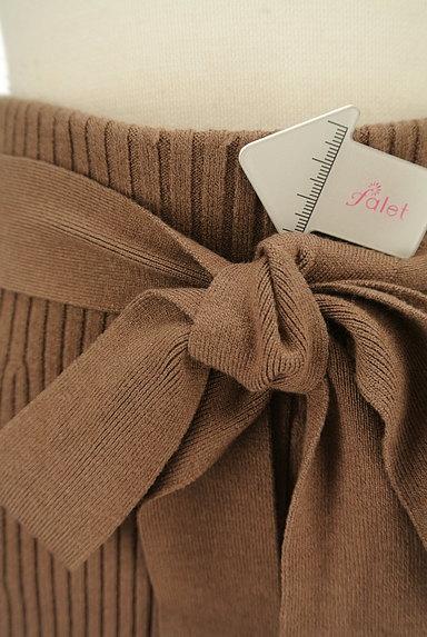 Snidel(スナイデル)の古着「セミマーメイドニットスカート(ミニスカート)」大画像5へ