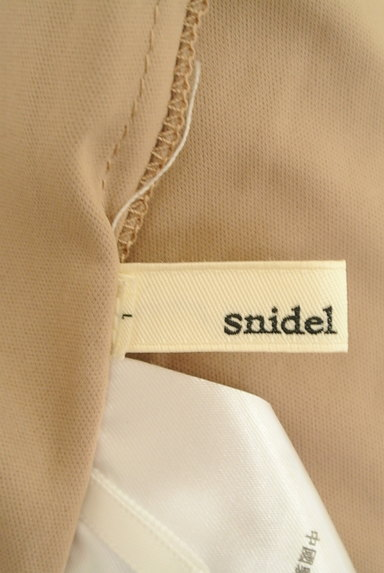 Snidel(スナイデル)の古着「セミマーメイドニットスカート(ミニスカート)」大画像6へ