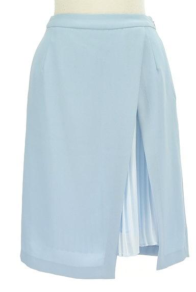MERCURYDUO(マーキュリーデュオ)の古着「シフォンプリーツ切替スカート(スカート)」大画像1へ