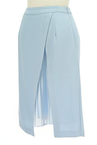 MERCURYDUO(マーキュリーデュオ)の古着「シフォンプリーツ切替スカート(スカート)」大画像3へ