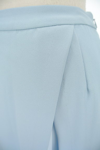 MERCURYDUO(マーキュリーデュオ)の古着「シフォンプリーツ切替スカート(スカート)」大画像4へ