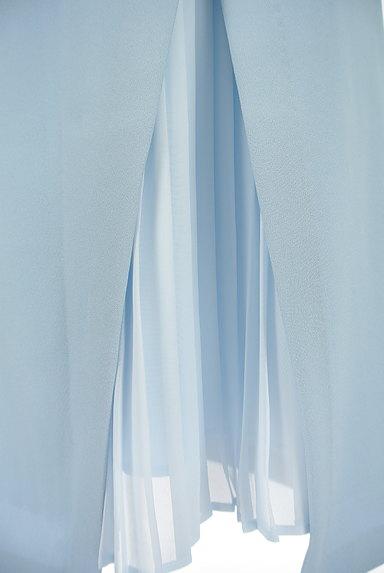 MERCURYDUO(マーキュリーデュオ)の古着「シフォンプリーツ切替スカート(スカート)」大画像5へ