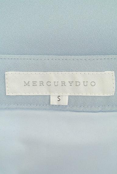 MERCURYDUO(マーキュリーデュオ)の古着「シフォンプリーツ切替スカート(スカート)」大画像6へ